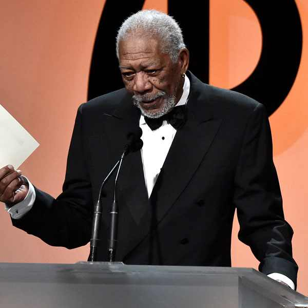 Morgan Freeman, 29th Annual Producers Guild Awards